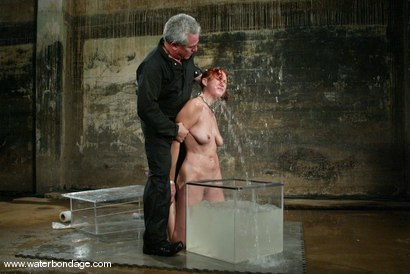 Photo number 11 from Sabrina Fox Returns! shot for Water Bondage on Kink.com. Featuring Sabrina Fox in hardcore BDSM & Fetish porn.