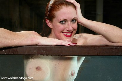 Photo number 15 from Sabrina Fox Returns! shot for Water Bondage on Kink.com. Featuring Sabrina Fox in hardcore BDSM & Fetish porn.