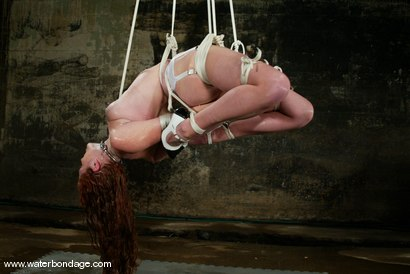 Photo number 7 from Sabrina Fox Returns! shot for Water Bondage on Kink.com. Featuring Sabrina Fox in hardcore BDSM & Fetish porn.
