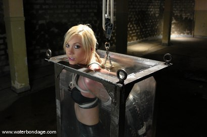 Photo number 2 from Samantha Sin shot for Water Bondage on Kink.com. Featuring Samantha Sin in hardcore BDSM & Fetish porn.