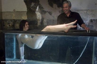 Photo number 6 from Isobel Wren shot for Water Bondage on Kink.com. Featuring Isobel Wren in hardcore BDSM & Fetish porn.