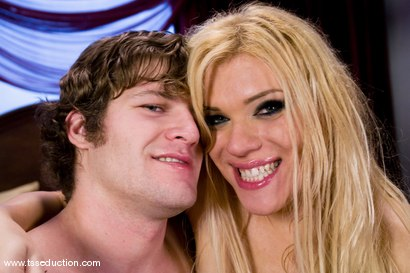 Photo number 15 from Jesse and Sky Burn shot for TS Seduction on Kink.com. Featuring Jesse and Sky Burn in hardcore BDSM & Fetish porn.