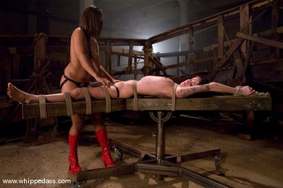 Photo number 14 from Kayden's first time anal shot for Whipped Ass on Kink.com. Featuring Isis Love and Kayden Faye in hardcore BDSM & Fetish porn.