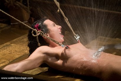 Photo number 7 from Wenona shot for Water Bondage on Kink.com. Featuring Wenona in hardcore BDSM & Fetish porn.