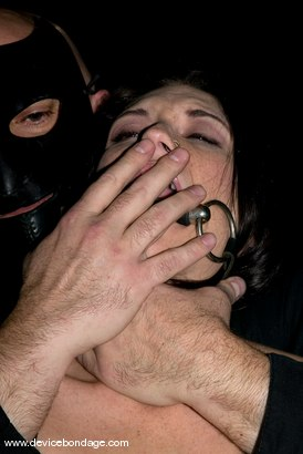 Photo number 10 from Push shot for Device Bondage on Kink.com. Featuring Tabatha Tucker in hardcore BDSM & Fetish porn.