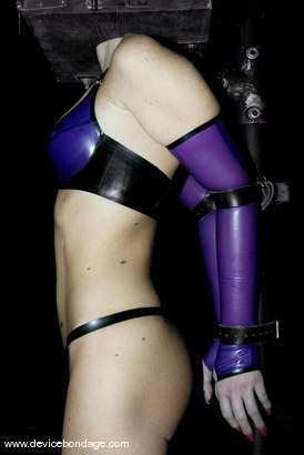 Photo number 2 from Research shot for Device Bondage on Kink.com. Featuring Tabitha James in hardcore BDSM & Fetish porn.