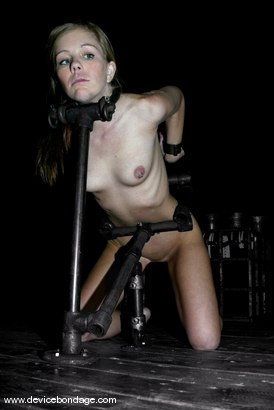 Photo number 13 from Research shot for Device Bondage on Kink.com. Featuring Tabitha James in hardcore BDSM & Fetish porn.