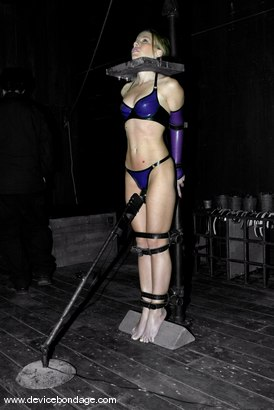 Photo number 5 from Research shot for Device Bondage on Kink.com. Featuring Tabitha James in hardcore BDSM & Fetish porn.