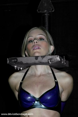 Photo number 8 from Research shot for Device Bondage on Kink.com. Featuring Tabitha James in hardcore BDSM & Fetish porn.