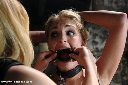 Photo number 6 from Jaelyn Fox shot for Whipped Ass on Kink.com. Featuring Aiden Starr and Jaelyn Fox in hardcore BDSM & Fetish porn.