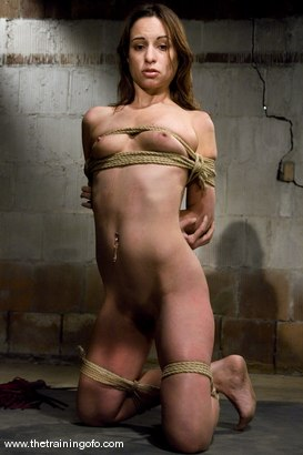 Photo number 1 from The Training of Amber Rayne, Day One shot for The Training Of O on Kink.com. Featuring Amber Rayne in hardcore BDSM & Fetish porn.