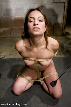 Photo number 6 from The Training of Amber Rayne, Day One shot for The Training Of O on Kink.com. Featuring Amber Rayne in hardcore BDSM & Fetish porn.
