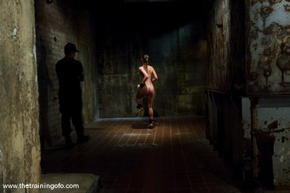 Photo number 5 from The Training of Amber Rayne, Day Three shot for The Training Of O on Kink.com. Featuring Billy and Amber Rayne in hardcore BDSM & Fetish porn.