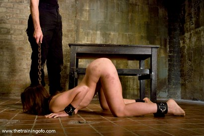 Photo number 4 from The Training of Amber Rayne, Day Four shot for The Training Of O on Kink.com. Featuring Steve Holmes and Amber Rayne in hardcore BDSM & Fetish porn.