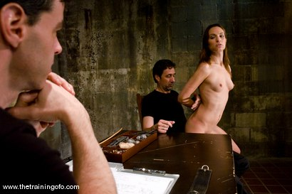 Photo number 2 from The Training of Amber Rayne, Day Four shot for The Training Of O on Kink.com. Featuring Steve Holmes and Amber Rayne in hardcore BDSM & Fetish porn.