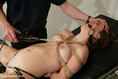 Photo number 1 from Leah Marie shot for Hogtied on Kink.com. Featuring Leah Marie in hardcore BDSM & Fetish porn.