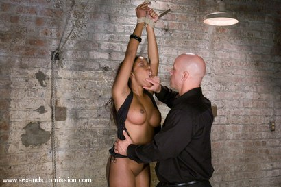 Photo number 2 from Candice Nicole shot for Sex And Submission on Kink.com. Featuring Derrick Pierce and Candice Nicole in hardcore BDSM & Fetish porn.