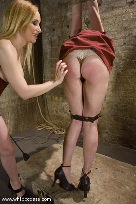 Photo number 2 from Trinity Post shot for Whipped Ass on Kink.com. Featuring Aiden Starr and Trinity Post in hardcore BDSM & Fetish porn.