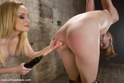 Photo number 4 from Trinity Post shot for Whipped Ass on Kink.com. Featuring Aiden Starr and Trinity Post in hardcore BDSM & Fetish porn.