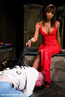 Photo number 1 from Natassia Dream and Casper Coxx shot for TS Seduction on Kink.com. Featuring Natassia Dreams and Casper Coxx in hardcore BDSM & Fetish porn.