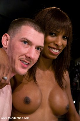 Photo number 15 from Natassia Dream and Casper Coxx shot for TS Seduction on Kink.com. Featuring Natassia Dreams and Casper Coxx in hardcore BDSM & Fetish porn.