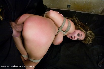 Photo number 11 from Trina Michaels shot for Sex And Submission on Kink.com. Featuring Steve Holmes and Trina Michaels in hardcore BDSM & Fetish porn.