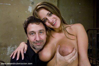 Photo number 15 from Trina Michaels shot for Sex And Submission on Kink.com. Featuring Steve Holmes and Trina Michaels in hardcore BDSM & Fetish porn.