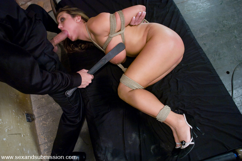Bound slave in extreme punishment 3