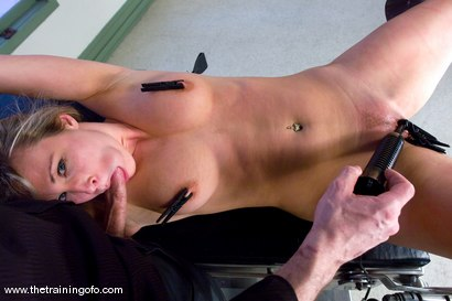 Photo number 10 from The Training of Harmony Rose, Day One shot for The Training Of O on Kink.com. Featuring Harmony in hardcore BDSM & Fetish porn.
