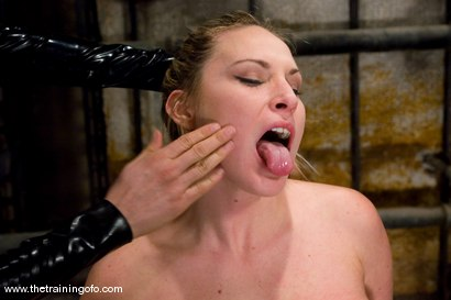 Photo number 13 from The Training of Harmony Rose, Day Four shot for The Training Of O on Kink.com. Featuring Harmony and Princess Donna Dolore in hardcore BDSM & Fetish porn.