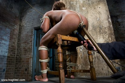 Photo number 14 from Hogtied welcome sexy MILF Monique for her<br> first hardcore bondage experience. shot for Hogtied on Kink.com. Featuring Monique in hardcore BDSM & Fetish porn.