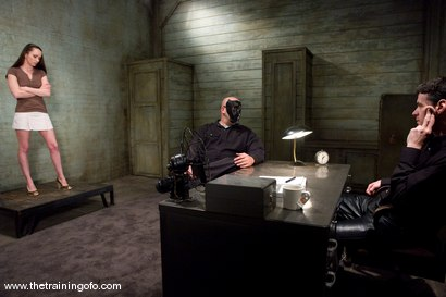Photo number 1 from The Training of Maya Mathews, Day One shot for The Training Of O on Kink.com. Featuring Maya Matthews and Sgt. Major in hardcore BDSM & Fetish porn.