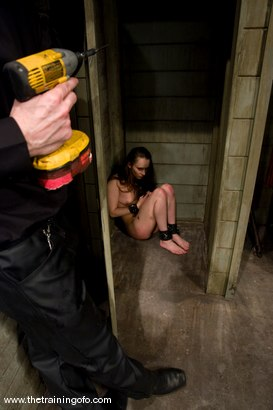 Photo number 8 from The Training of Maya Matthews, Day Two shot for The Training Of O on Kink.com. Featuring Maya Matthews in hardcore BDSM & Fetish porn.