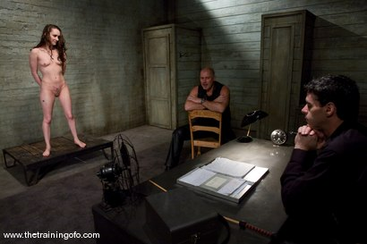 Photo number 2 from The Training of Maya Matthews, Day Three shot for The Training Of O on Kink.com. Featuring Maya Matthews and Mark Davis in hardcore BDSM & Fetish porn.