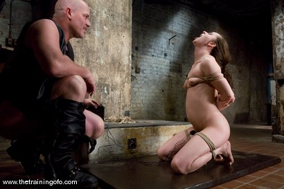 Photo number 14 from The Training of Maya Matthews, Day Three shot for The Training Of O on Kink.com. Featuring Maya Matthews and Mark Davis in hardcore BDSM & Fetish porn.