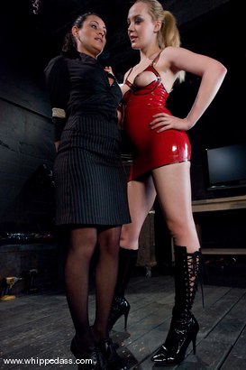 Photo number 1 from Charley Chase shot for Whipped Ass on Kink.com. Featuring Charley Chase and Annette Schwarz in hardcore BDSM & Fetish porn.