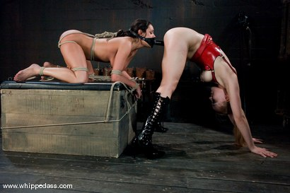 Photo number 12 from Charley Chase shot for Whipped Ass on Kink.com. Featuring Charley Chase and Annette Schwarz in hardcore BDSM & Fetish porn.