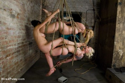 Photo number 24 from Switch: Lorelei Lee VS Anette Schwarz shot for Wired Pussy on Kink.com. Featuring Annette Schwarz and Lorelei Lee in hardcore BDSM & Fetish porn.