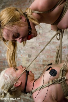 Photo number 25 from Switch: Lorelei Lee VS Anette Schwarz shot for Wired Pussy on Kink.com. Featuring Annette Schwarz and Lorelei Lee in hardcore BDSM & Fetish porn.