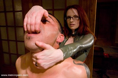 Photo number 9 from Sex and Pain shot for Men In Pain on Kink.com. Featuring Claire Adams, Sarah Jane Ceylon and Rico in hardcore BDSM & Fetish porn.