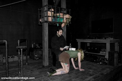 Photo number 3 from Sarah Jane Ceylon Live, Part 1 shot for Device Bondage on Kink.com. Featuring Sarah Jane Ceylon and Samantha Sin in hardcore BDSM & Fetish porn.