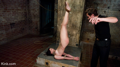Photo number 11 from Bobbi Starr: Fucked in Bondage shot for Sex And Submission on Kink.com. Featuring Steve Holmes and Bobbi Starr in hardcore BDSM & Fetish porn.