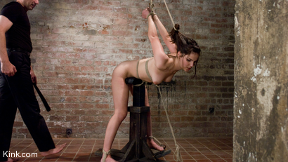Photo number 17 from Bobbi Starr: Fucked in Bondage shot for Sex And Submission on Kink.com. Featuring Steve Holmes and Bobbi Starr in hardcore BDSM & Fetish porn.