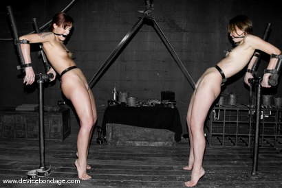Photo number 5 from Sgt. Major, Sara Faye and Amber Rayne shot for Device Bondage on Kink.com. Featuring Sgt. Major, Sara Faye and Amber Rayne in hardcore BDSM & Fetish porn.