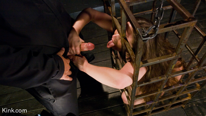 Photo number 12 from Devaun: Girl Next Door Survives a Hogtied Classic Shoot. shot for Hogtied on Kink.com. Featuring Devaun in hardcore BDSM & Fetish porn.