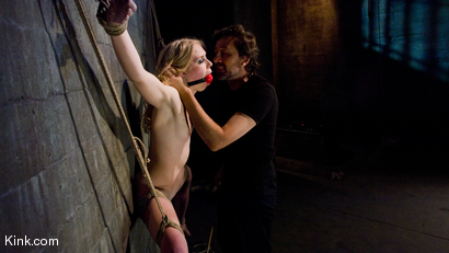 Photo number 8 from Sarah Jane Ceylon: The Birthday Gift shot for Sex And Submission on Kink.com. Featuring Steve Holmes and Sarah Jane Ceylon in hardcore BDSM & Fetish porn.