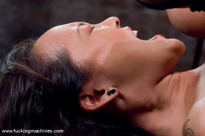 Photo number 5 from Hot Asian babe, Jandi Lin takes on the machines shot for Fucking Machines on Kink.com. Featuring Jandi Lin in hardcore BDSM & Fetish porn.