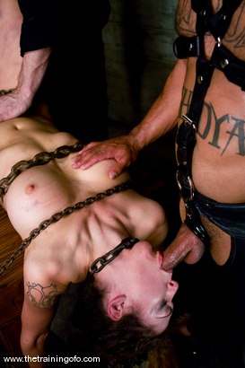 Photo number 13 from The Training of Princess Donna, Day One shot for The Training Of O on Kink.com. Featuring Princess Donna Dolore and Lobo in hardcore BDSM & Fetish porn.