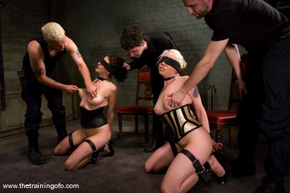 Photo number 3 from The Training of Princess Donna, Day Four shot for The Training Of O on Kink.com. Featuring Princess Donna Dolore, Billy, Maestro, Lorelei Lee and Lobo in hardcore BDSM & Fetish porn.
