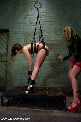 Photo number 8 from Ryan Keely shot for Whipped Ass on Kink.com. Featuring Delilah Strong and Ryan Keely in hardcore BDSM & Fetish porn.